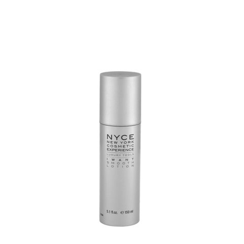 Nyce Styling system Luxury tools I want Smooth lotion 150ml - lozione anticrespo