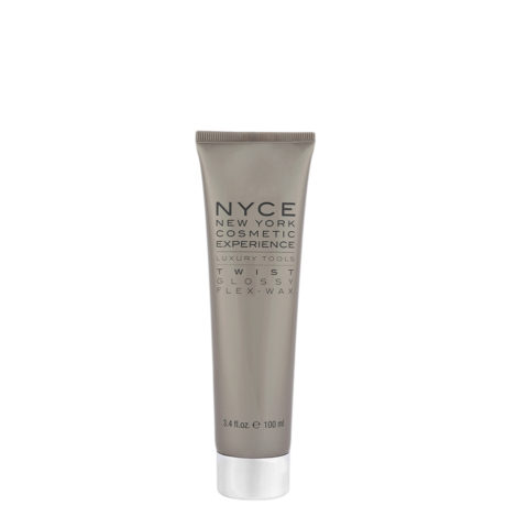 Nyce Styling system Luxury tools Twist Glossy Flex wax 100ml - crema lucidante