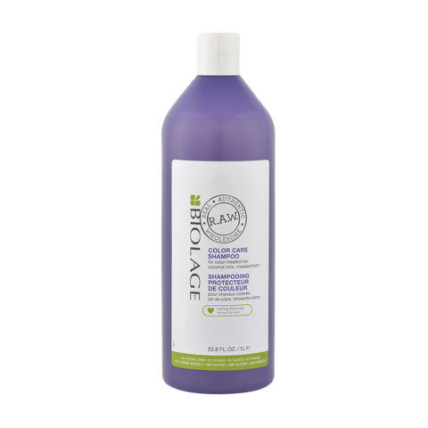 Matrix Biolage RAW Color Care Shampoo 1000ml - shampoo capelli colorati