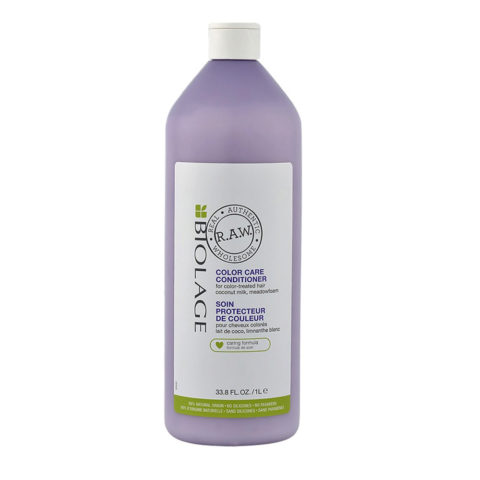 Matrix Biolage RAW Color Care Conditioner 1000ml - balsamo capelli colorati