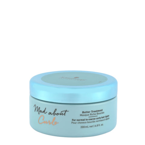 Schwarzkopf Mad about Curls Butter Treatment 200ml - maschera ricca
