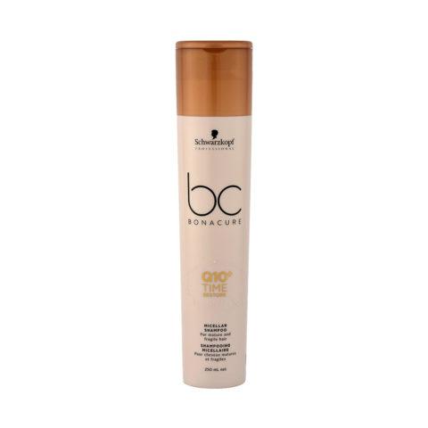 Schwarzkopf BC Bonacure Time Restore Q10+ Micellar Shampoo 250ml - shampoo micellare