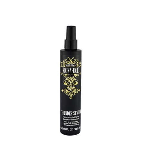 Tigi Rockaholic Thunder Struck Salt Spray 270ml - spray al sale
