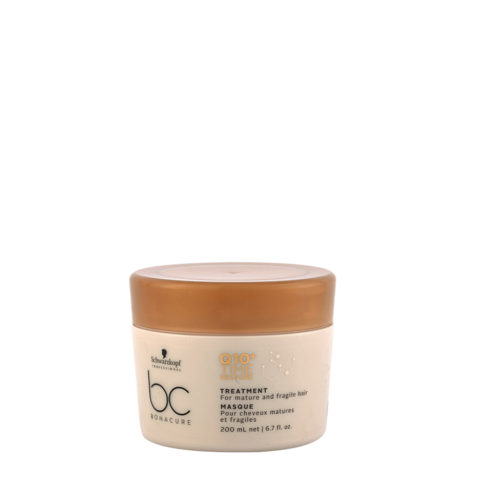 Schwarzkopf BC Bonacure Time Restore Q10 Treatment 200ml - maschera capelli fragili