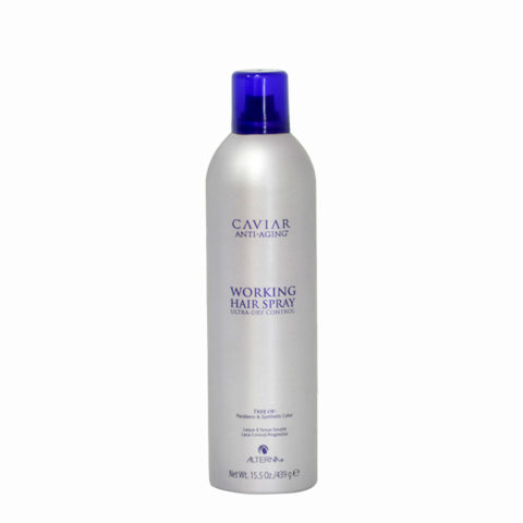 Alterna Caviar Anti aging Styling Working hairspray 439gr - lacca antietà