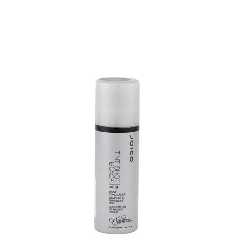 Joico Tint Shot Root Concealer Black 72ml - correttore ricrescita in spray nero