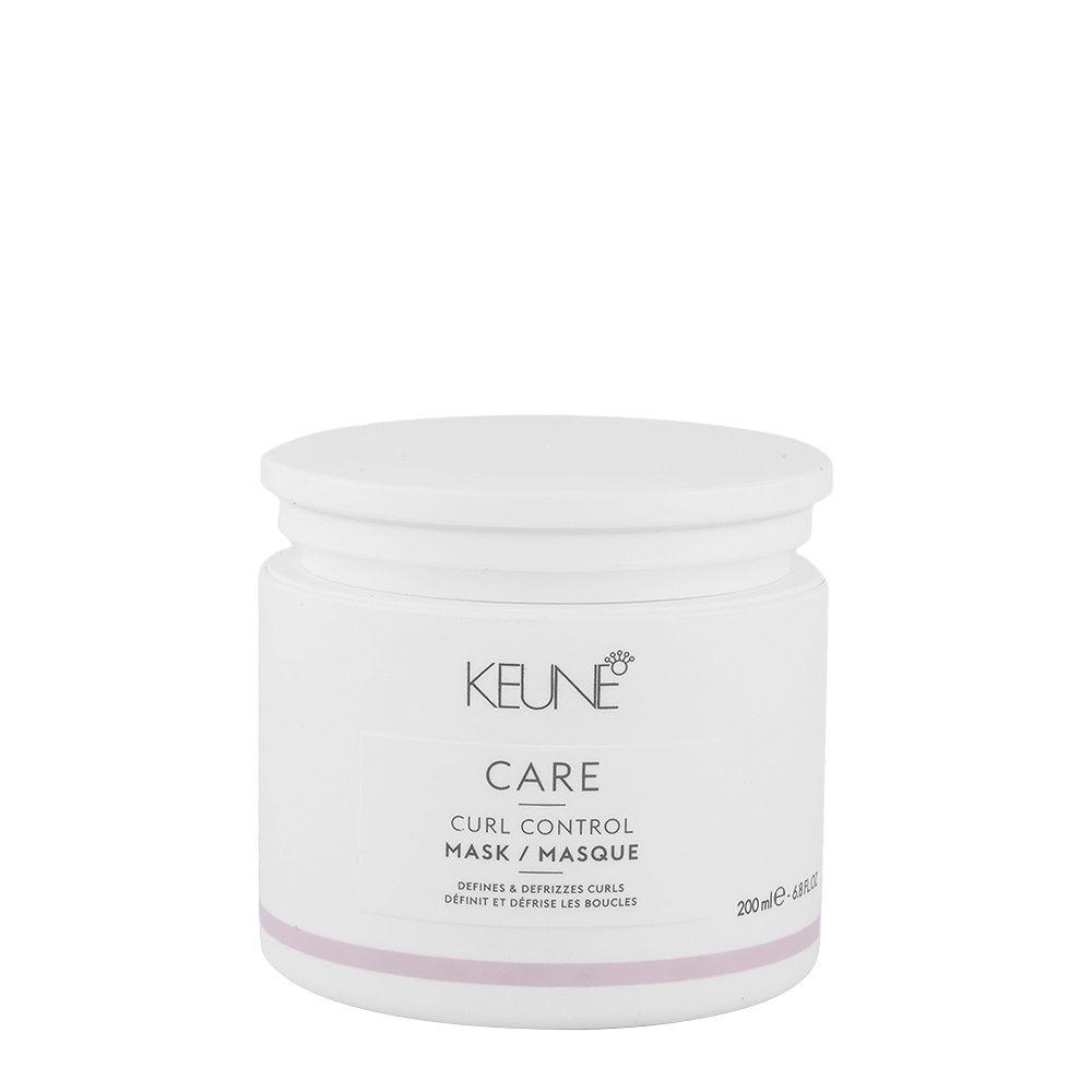 Keune Care line Curl Control Mask 200ml - maschera capelli ricci