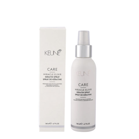 Keune Care Line Keratin smooth Miracle elixir spray 140ml - spray anticrespo alla cheratina
