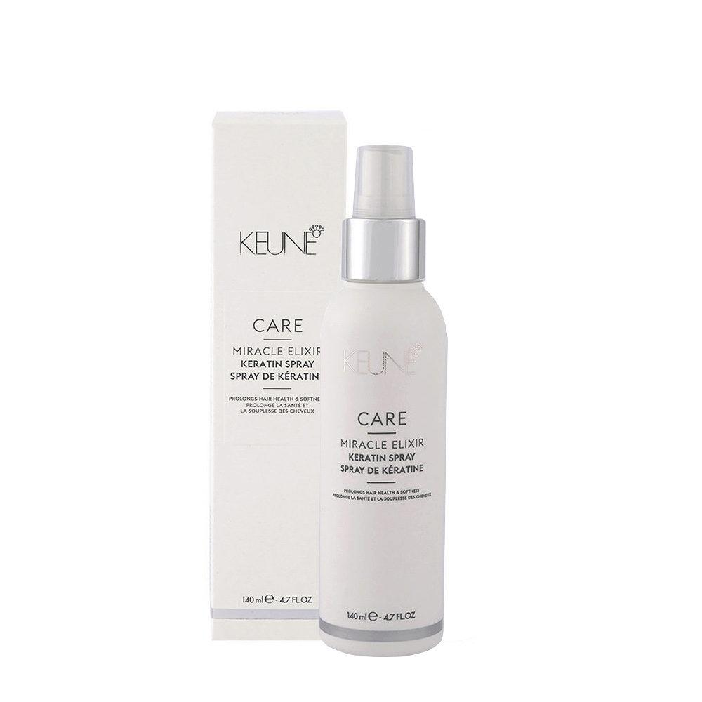 Keune Care Line Keratin smooth Miracle elixir spray 140ml - spray anticrespo alla cheratina