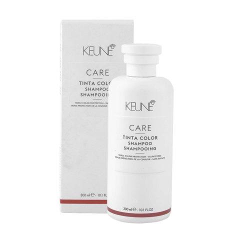 Keune Care line Tinta color Shampoo 300ml - Shampoo Protezione Capelli Colorati E Trattati