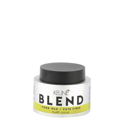Keune Blend Fiber Wax 75ml - Pasta Fibrosa