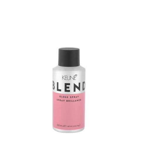 Keune Blend Gloss Spray 150ml - Spray Lucidante