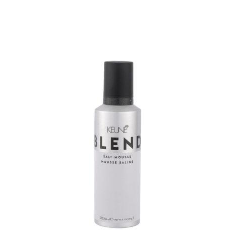 Keune Blend Salt Mousse 200ml - Schiuma Al Sale