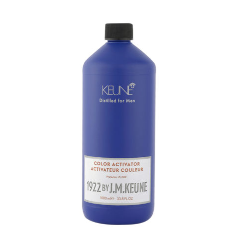 Keune 1922 Color Activator 1000ml - attivatore