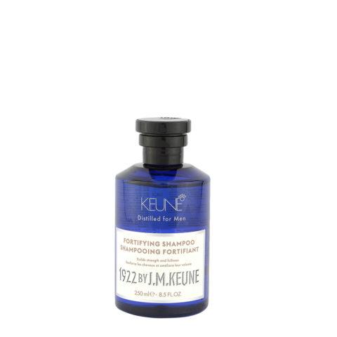 Keune 1922 Fortifying Shampoo 250ml - shampoo rinforzante