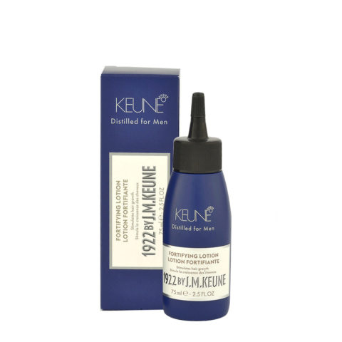 Keune 1922 Fortifying Lotion 75ml - lozione fortificante