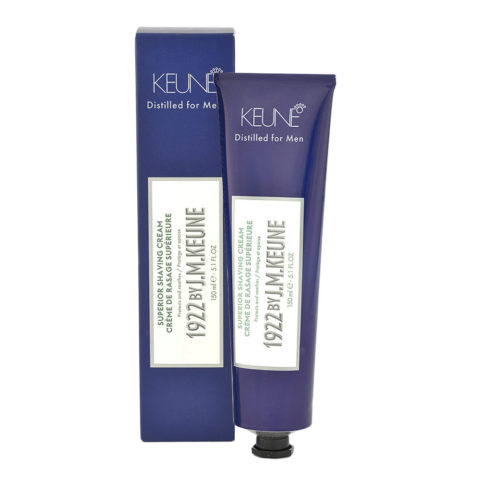 Keune 1922 Grooming Superior Shaving Cream 150ml - crema da barba