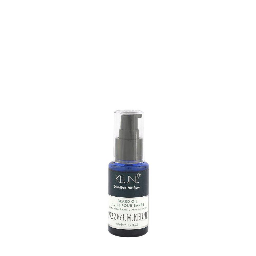 Keune 1922 Beard Oil 50ml - olio da barba