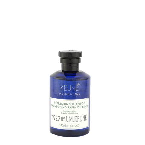 Keune 1922 Refreshing Shampoo 250ml - shampoo rinfrescante