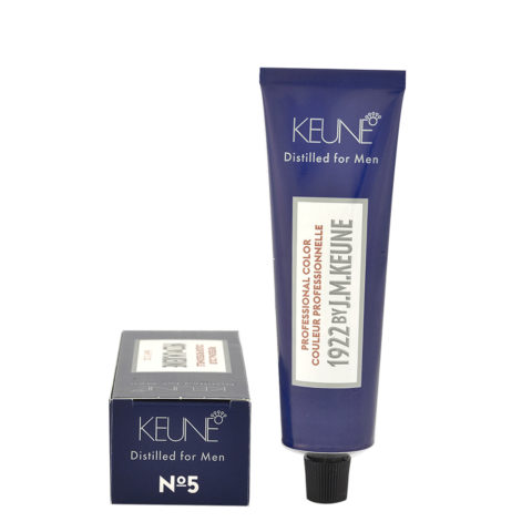 N 5 Keune 1922 Color Light brown 60ml - castano chiaro