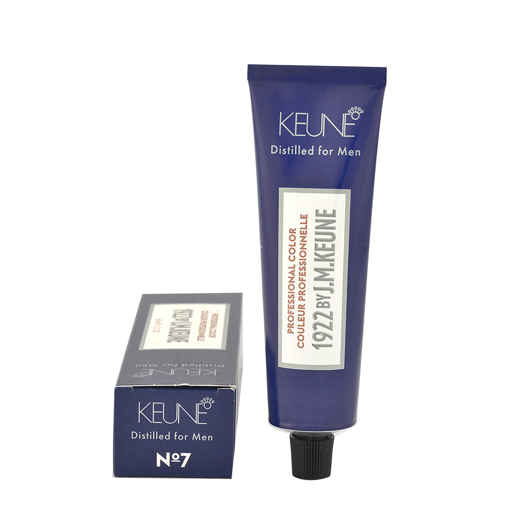 N 7 Keune 1922 Color Medium blonde 60ml - biondo medio