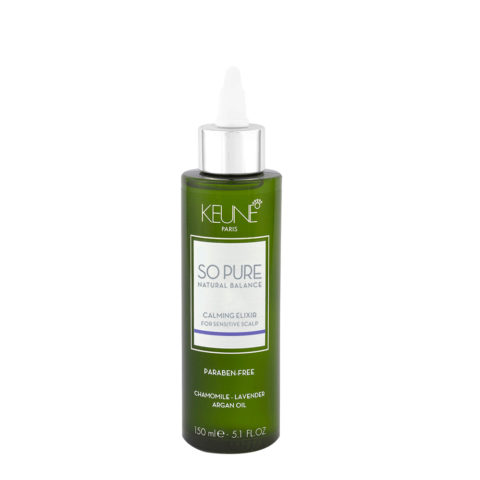 Keune So Pure Calming Elixir 150ml - elisir lenitivo per cute sensibile