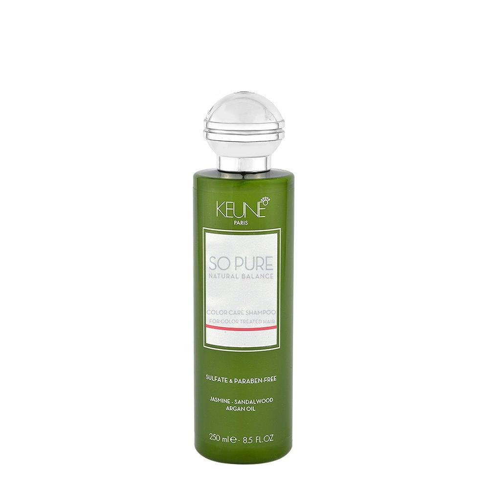 Keune So Pure Color Care Shampoo 250ml - shampoo capelli colorati e trattati