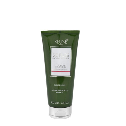 Keune So Pure Color Care Conditioner 200ml - balsamo capelli colorati e trattati