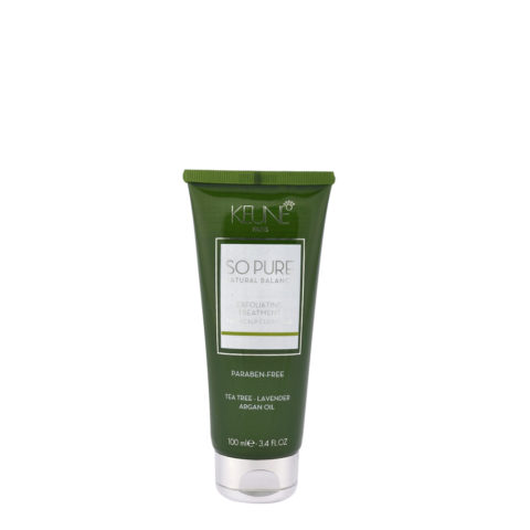 Keune So Pure Exfoliating Treatment 100ml - trattamento antiforfora