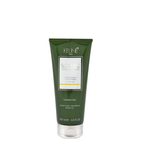 Keune So Pure Moisturizing Conditioner 200ml - balsamo idratante