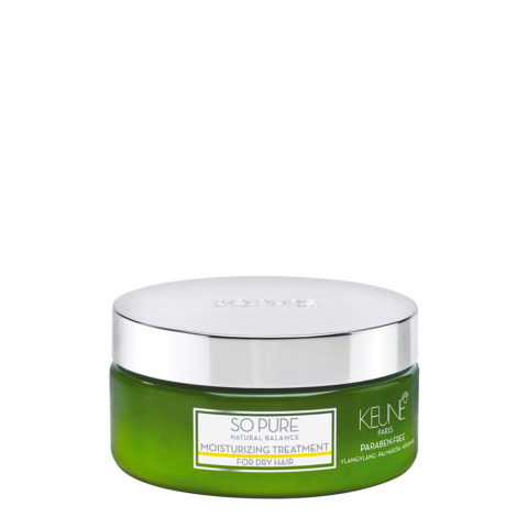 Keune So Pure Moisturizing Treatment 200ml - Maschera Idratante