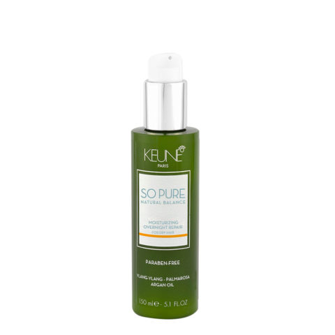 Keune So Pure Moisturizing Overnight Repair 150ml - riparatore idratante notturno