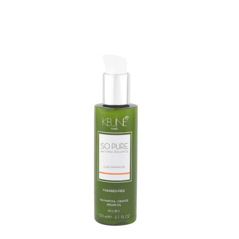 Keune So Pure Curl Enhancer 150ml - ravviva ricci