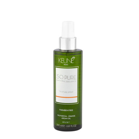 Keune So Pure Styling Spray 200ml - Spray Testurizzante