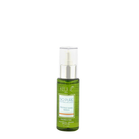 Keune So Pure Defrizz Shine Serum 50ml - siero anticrespo