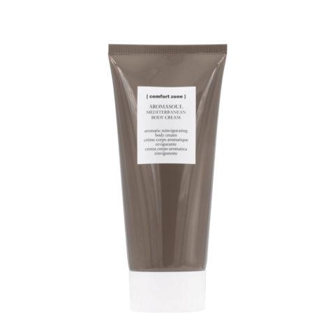 Comfort Zone Aromasoul Mediterranean body cream 200ml - crema corpo rinvigorente