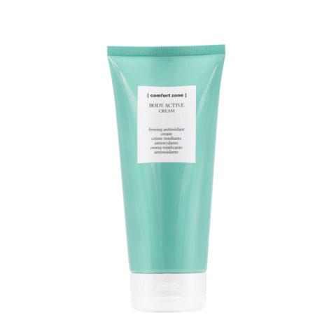 Comfort Zone Body Active Cream 200ml - crema tonificante antiossidante