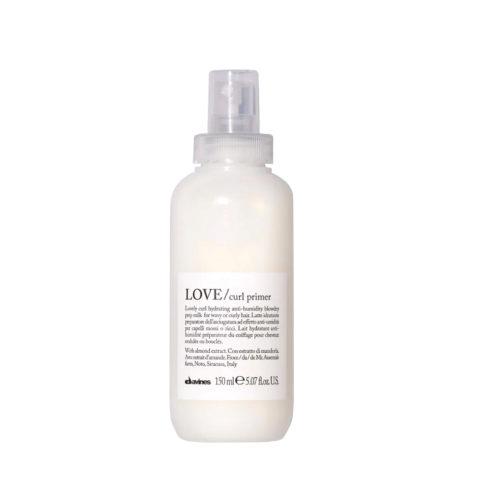 Davines Essential haircare Love curl primer 150ml - latte idratante