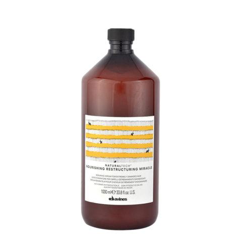 Davines Naturaltech Nourishing Restructuring Miracle 1000ml - Idratante ristrutturante miracoloso