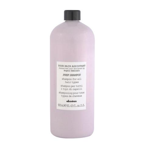 Davines YHA Prep shampoo 900ml - per tutti i tipi di capelli