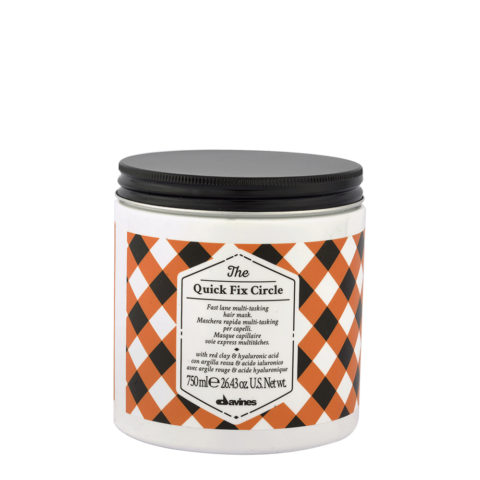 Davines The circle chronicles The Quick fix circle 750ml - maschera rapida multibenefica
