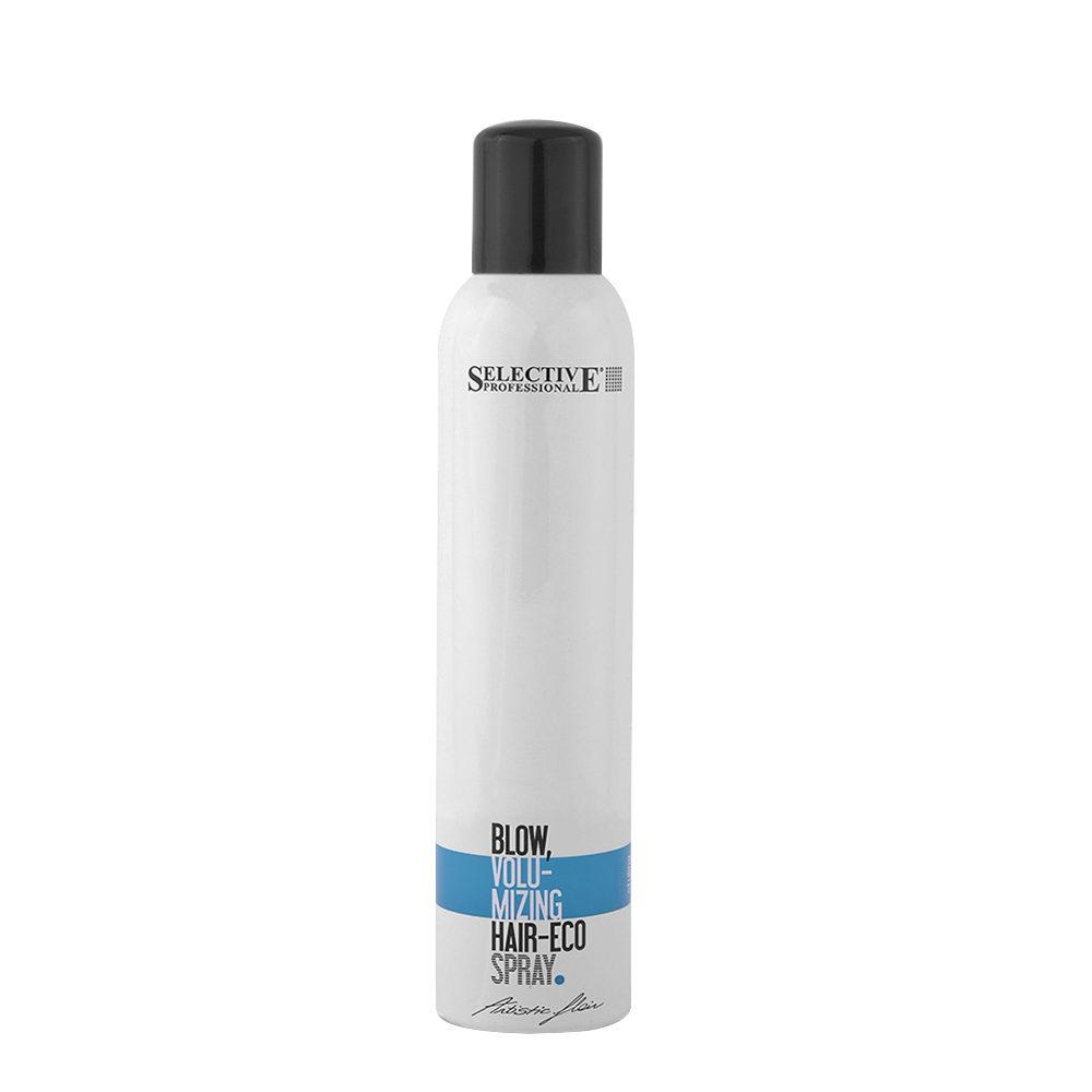 Selective Artistic flair Blow volumizing Hair eco spray 300ml - lacca volumizzante