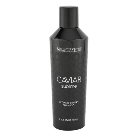 Selective Caviar Sublime Ultimate Luxury Shampoo 250ml - Shampoo Rigenerante