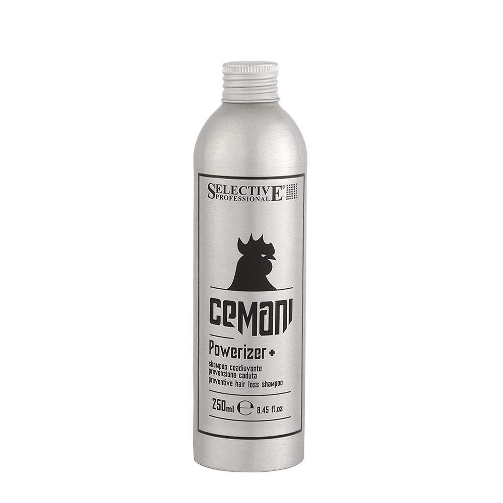 Selective Cemani Powerizer  shampoo 250ml - prevenzione caduta