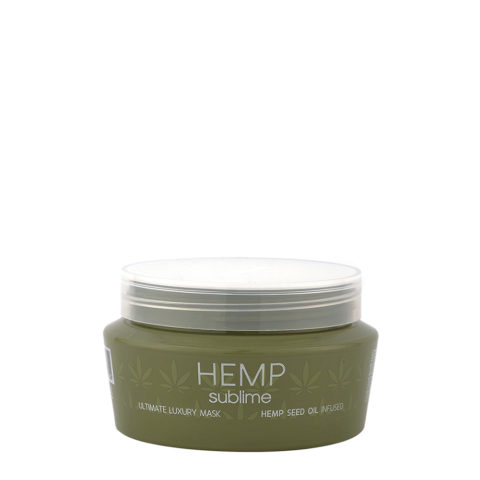 Selective Hemp sublime Ultimate luxury Mask 250ml - maschera olio di semi di canapa