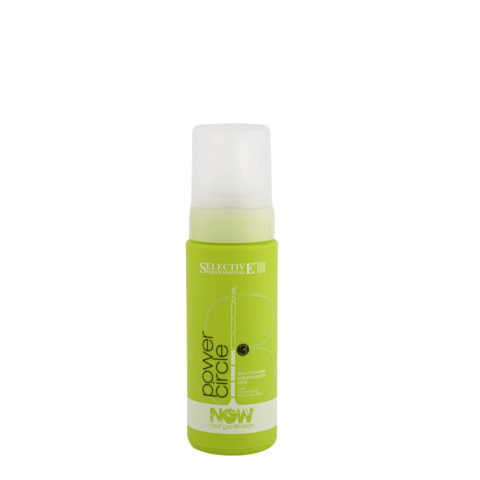 Selective Now Curl Power Circle 150ml - eco mousse volumizzante ricci