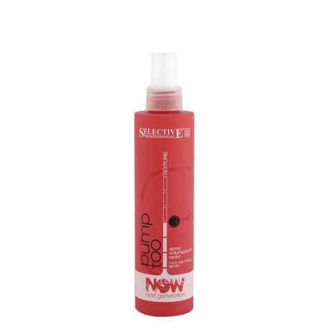 Selective Now Texture Pump too 200ml - spray volumizzante radici