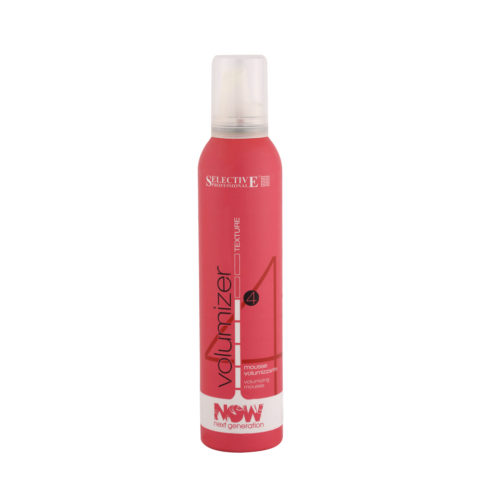 Selective Now Texture Volumizer 250ml - mousse volumizzante