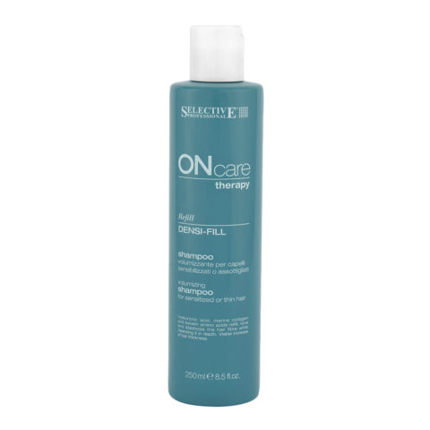Selective On care Densi fill shampoo 250ml - shampoo volumizzante