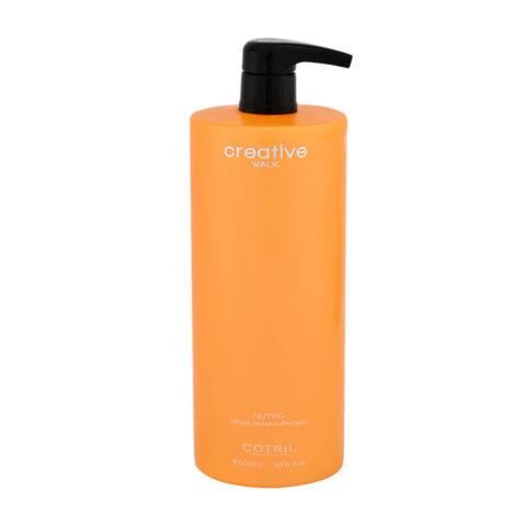 Cotril Creative Walk Nutro Miracle Intensive Shampoo 1000ml - nutriente